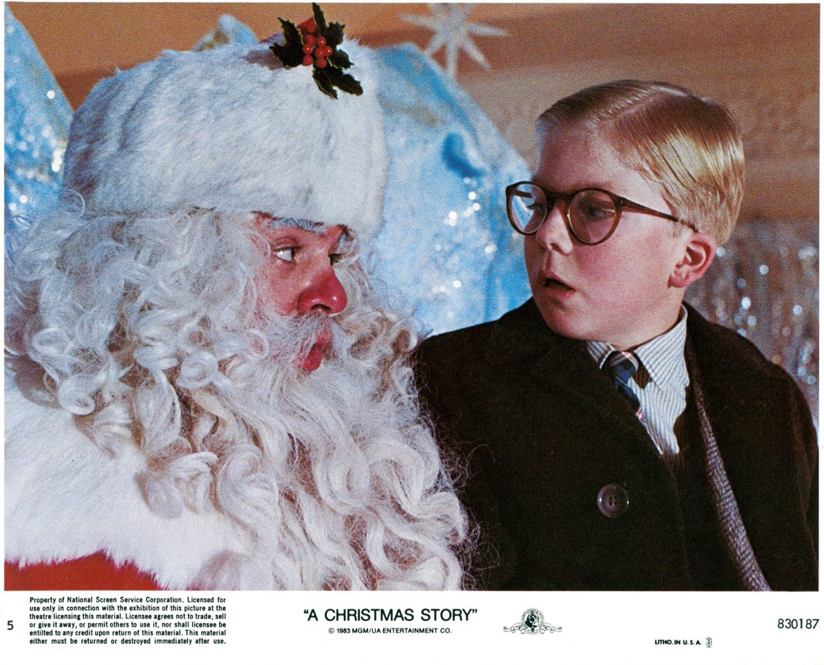 Peter Billingsley as Ralphie Parker in 'A Christmas Story'