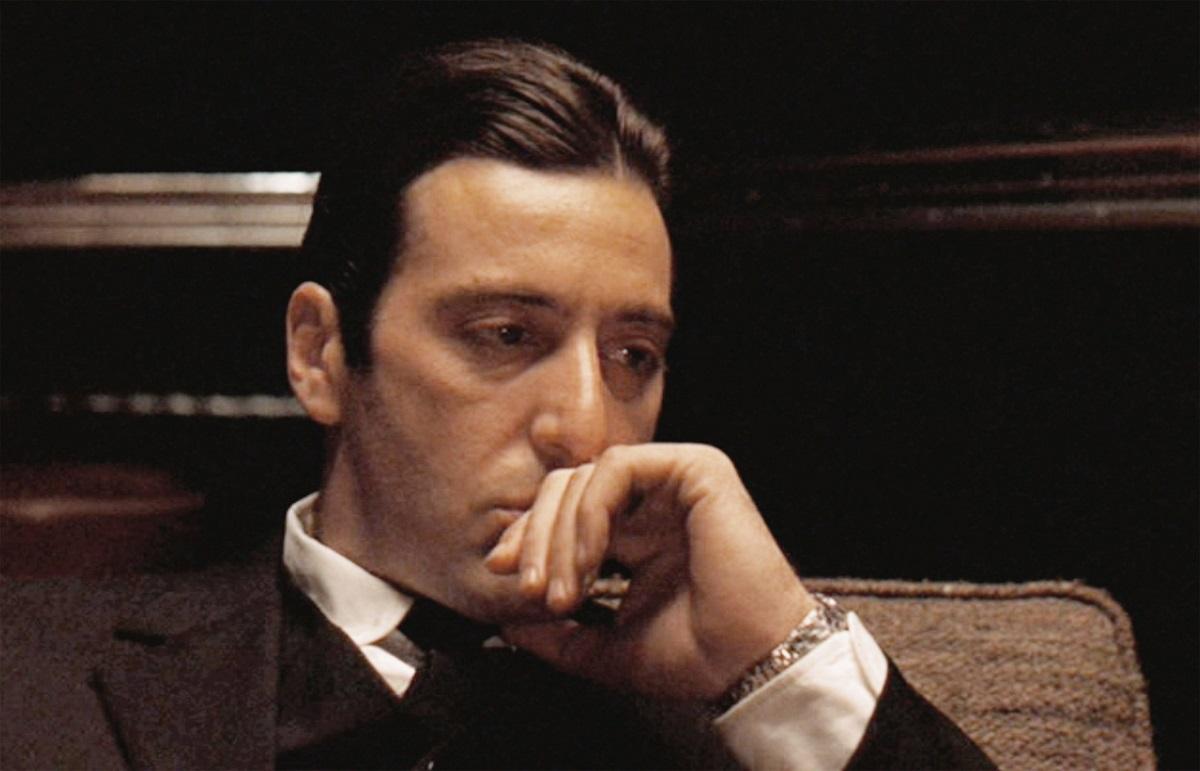 Al Pacino in 'The Godfather Part II'