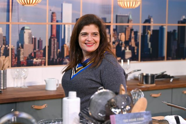 Food Network Fans Don't Understand How Alex Guarnaschelli Got Her Own Show