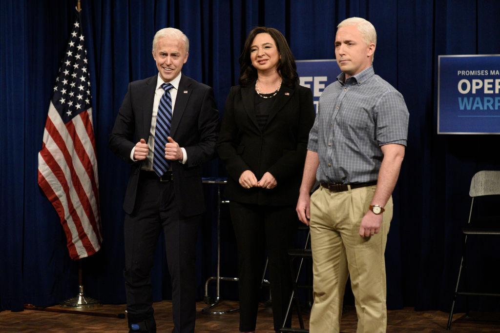 SNL cast member Alex Moffat as Joe Biden