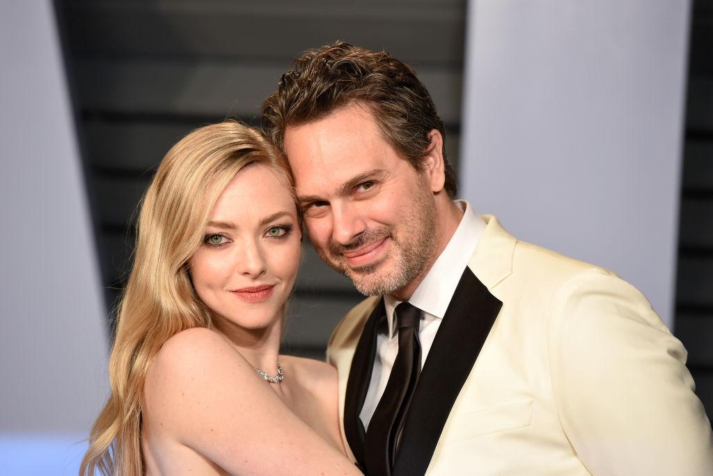 Amanda Seyfried and husband