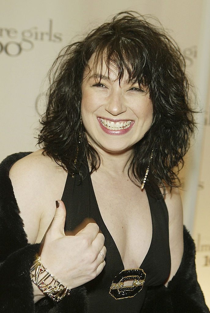 Amy Sherman-Palladino creator of Gilmore Girls