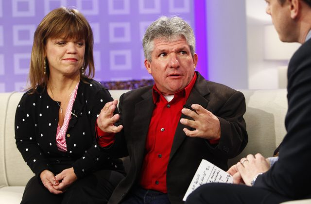 'LPBW': Amy Roloff Was 'Sad and Disappointed' After Feeling Left Out of a Holiday Photo With Matt Roloff