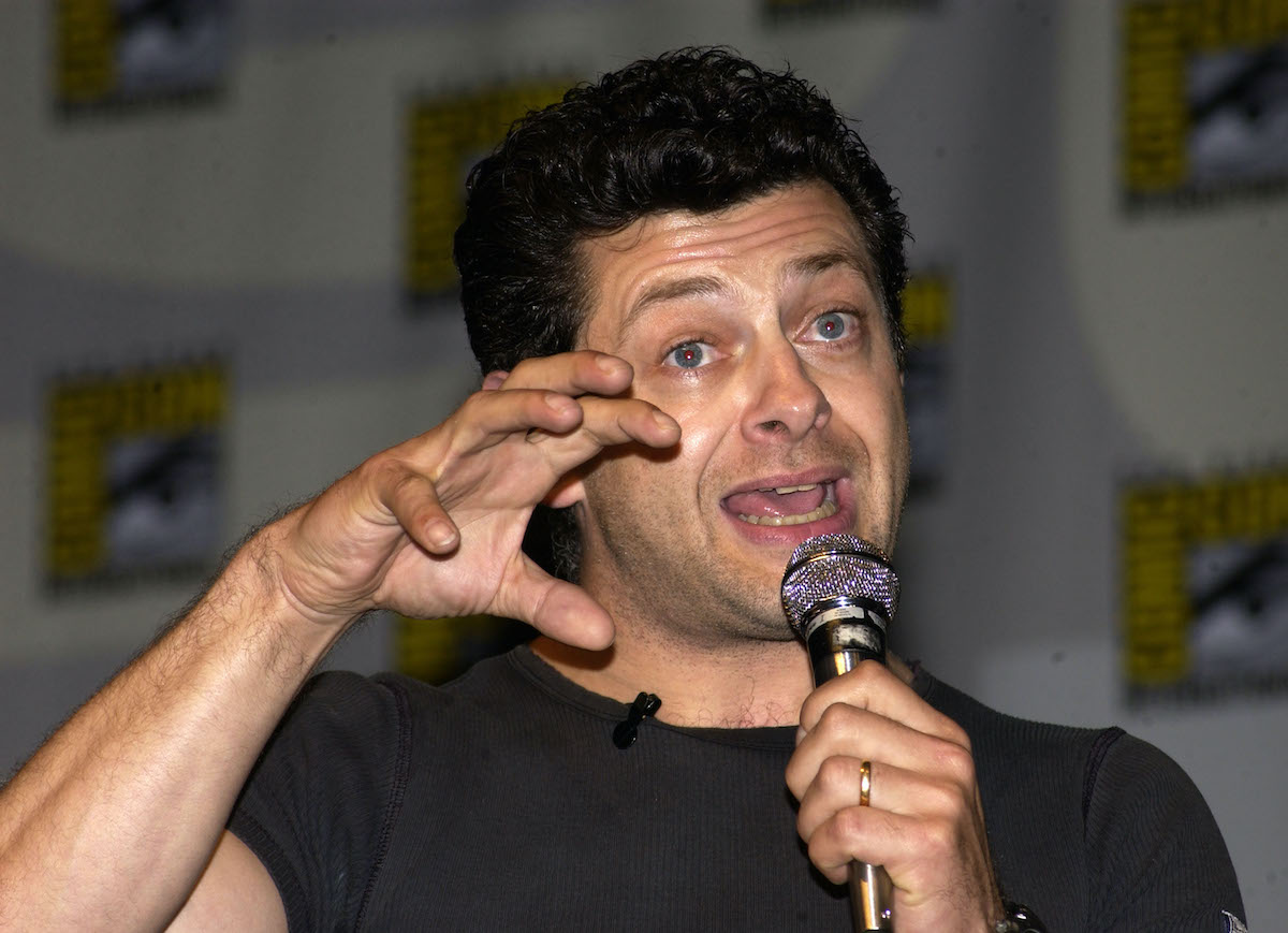 It's Time for 'The Lord of the Rings' Actor Andy Serkis to Finally Get an Academy Award