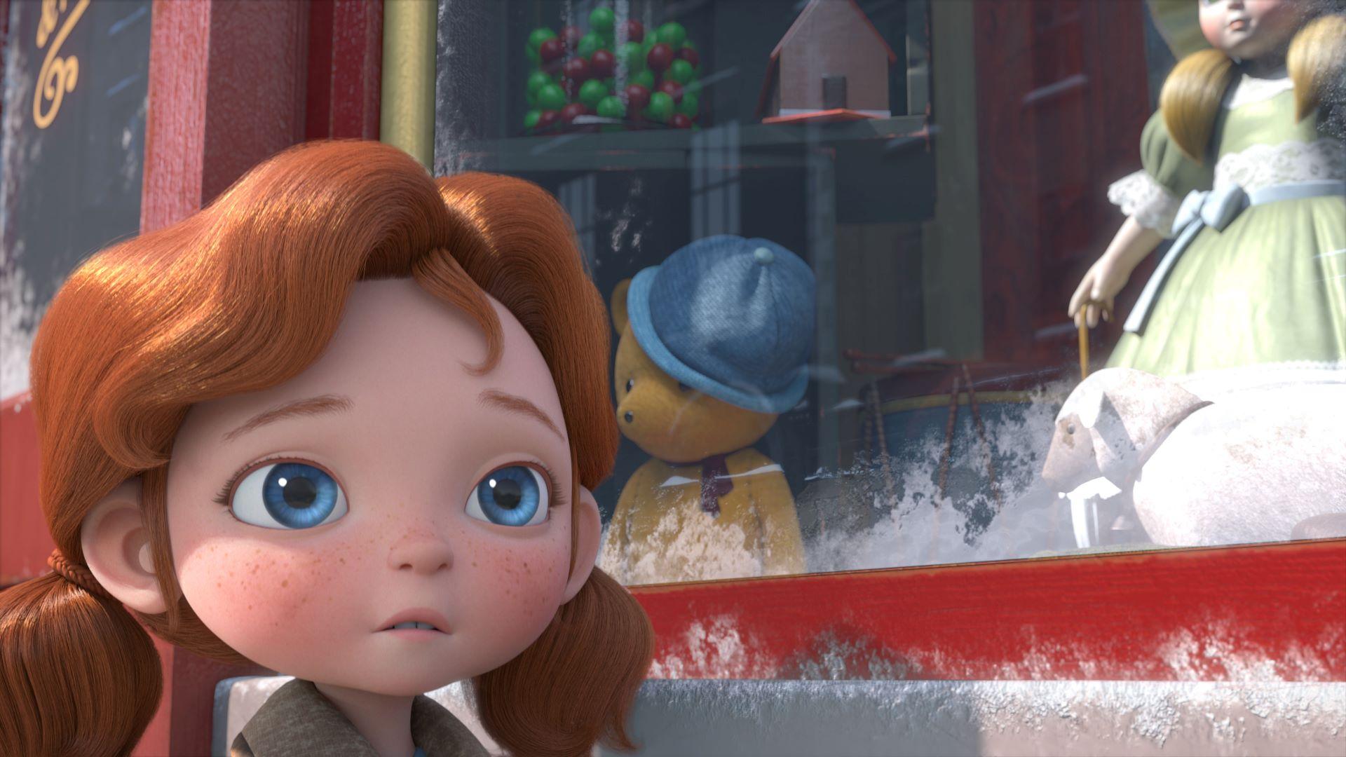 'Angela's Christmas Wish'