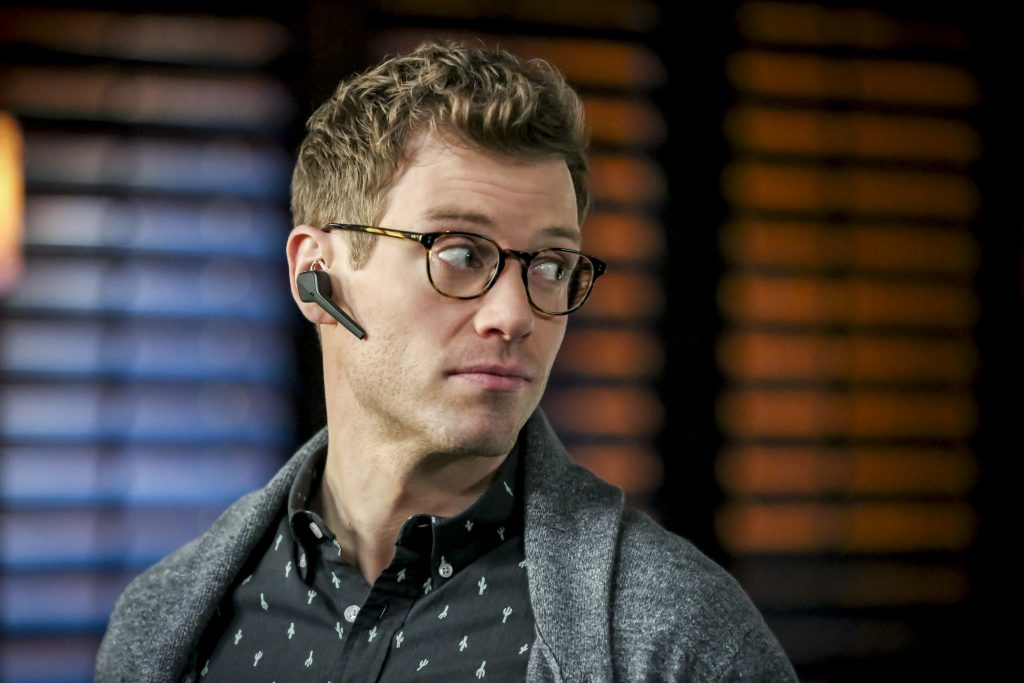 Barrett Foa | Michael Yarish/CBS via Getty Image