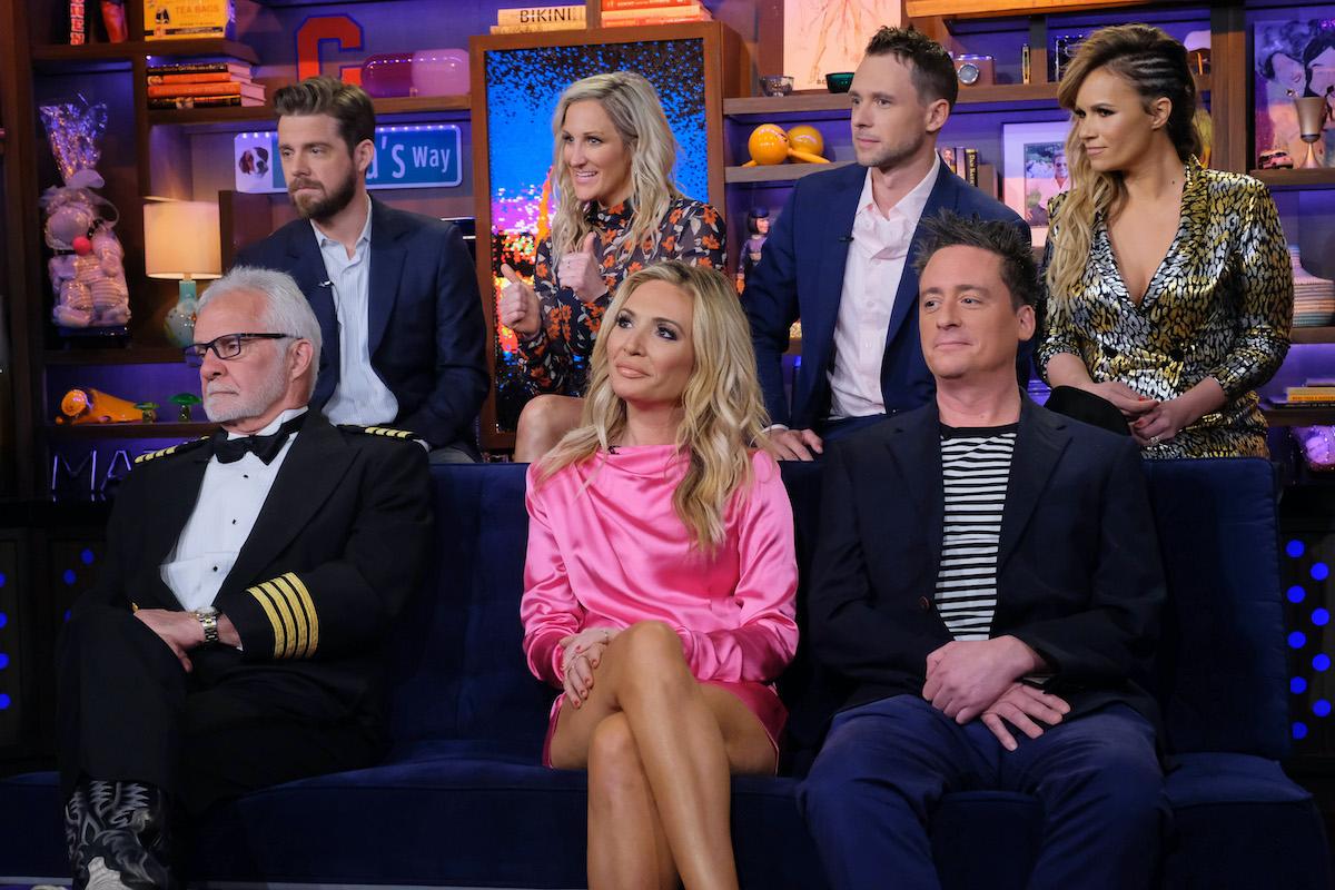 Captain Lee Rosbach, Eddie Lucas, Kat Held, Kate Chastain, Kelley Johnson, Ben Robinson, Amy Johnson