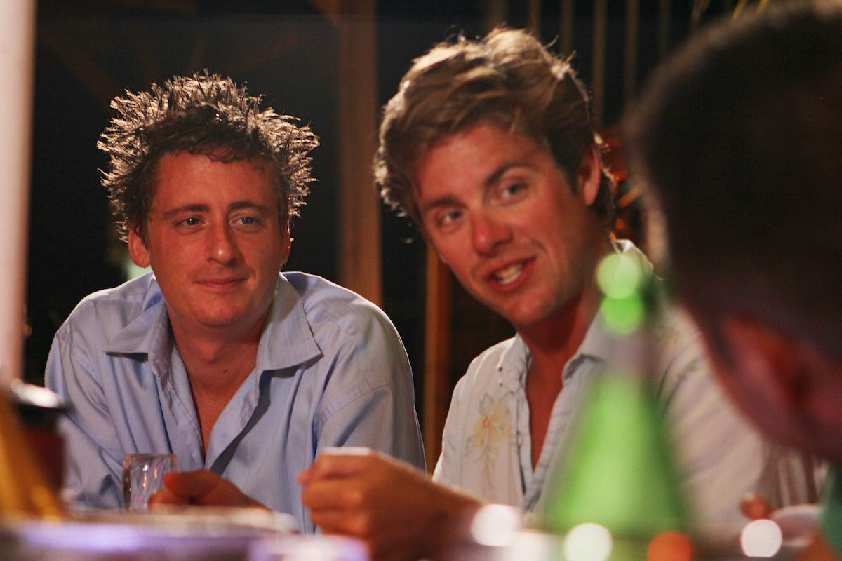 Ben Robinson, Eddie Lucas