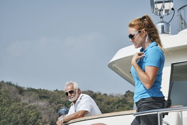 'Below Deck': Captain Lee Goes on the Defense About His Anchor Watch Policy