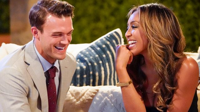 'The Bachelorette': Tayshia Adams Gets Really Honest About Ben Smith's Elimination