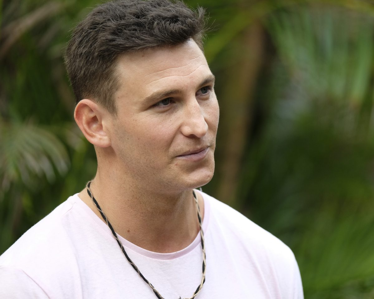 Blake Horstmann on 'Bachelor in Paradise'