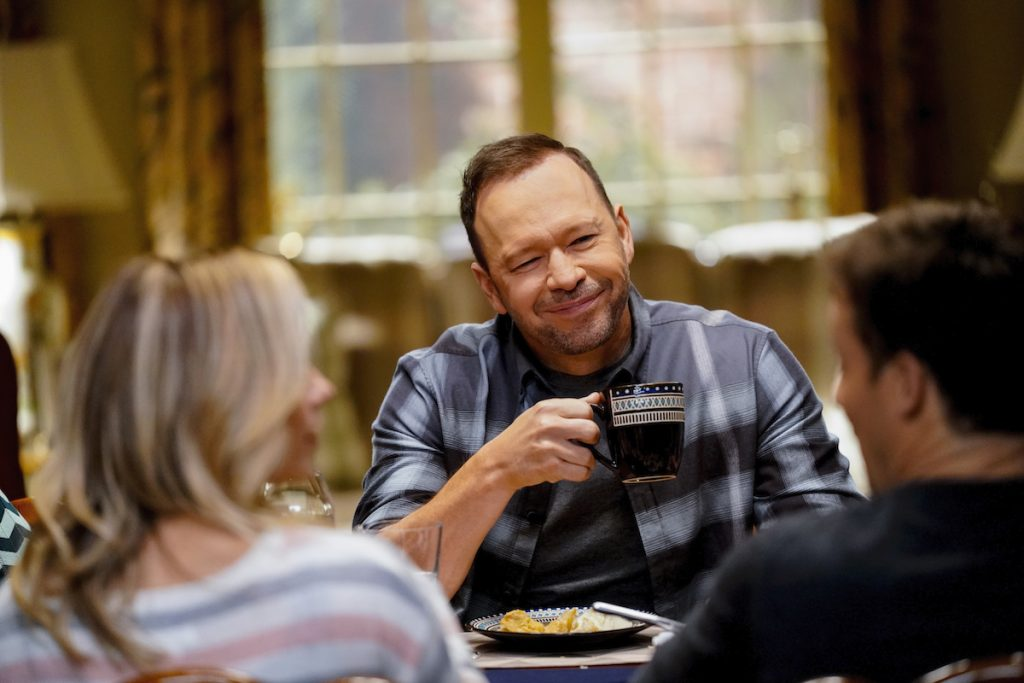 Donnie Wahlberg as Danny Reagan in 'Blue Bloods'