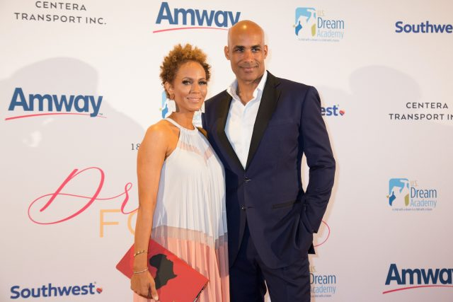 Boris Kodjoe and Nicole Ari Parker Joke That They Just Discovered This Shocking Thing About Each Other