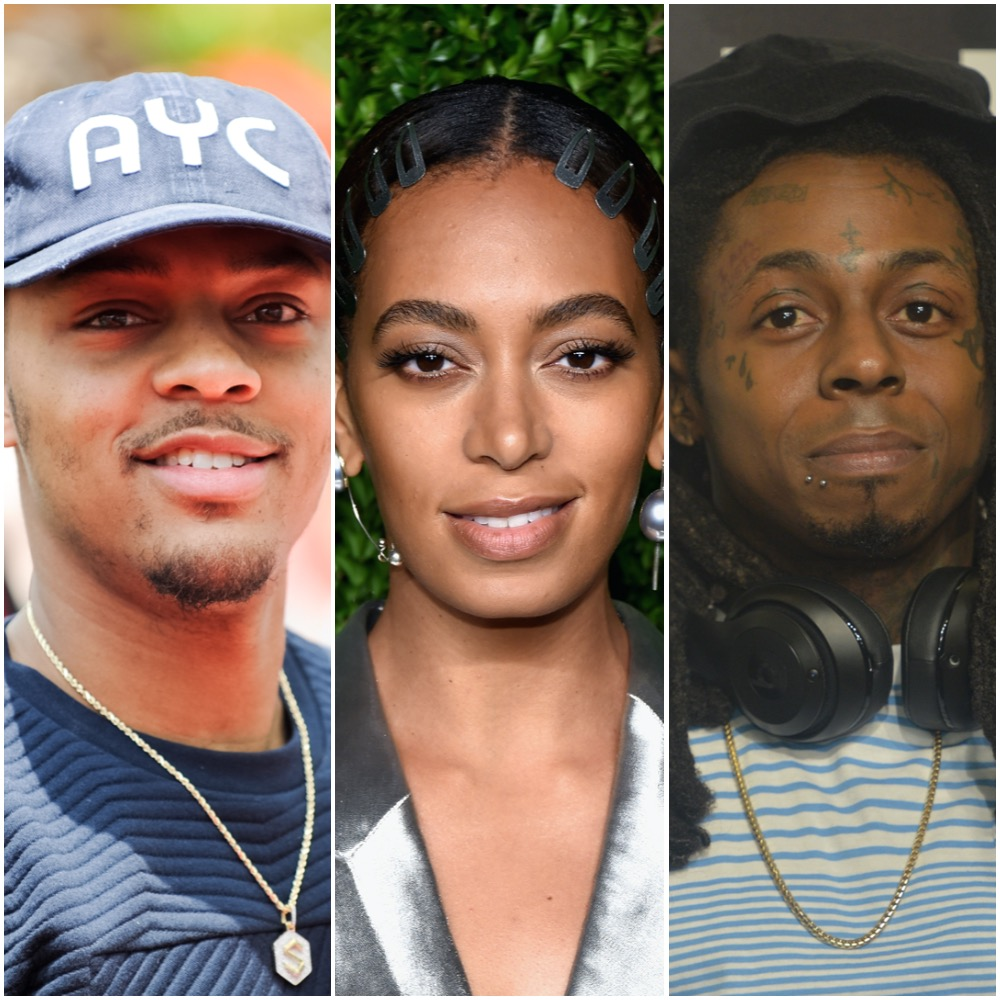 Bow Wow, Solange, and Lil Wayne