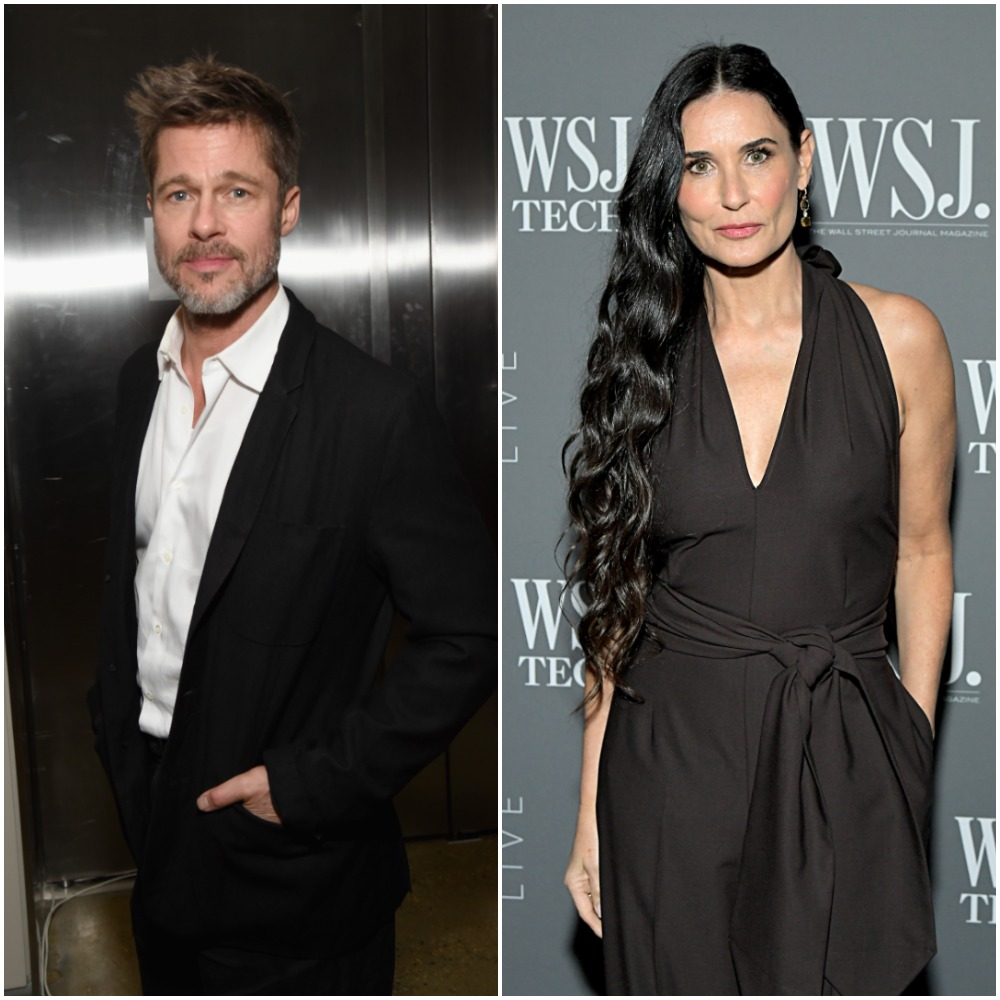 Brad Pitt; Demi Moore