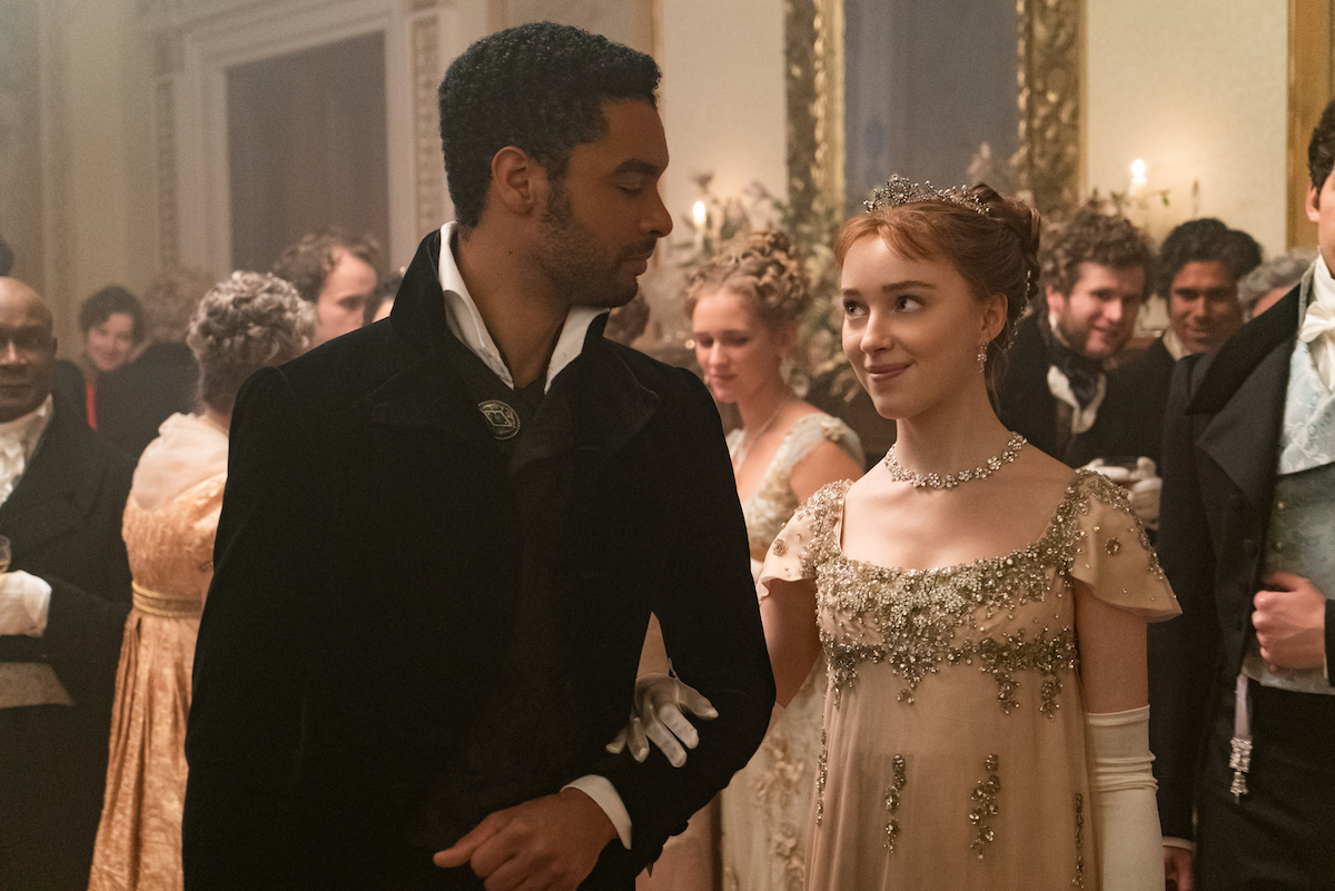 Bridgerton': Are Stars Phoebe Dynevor and Regé-Jean Page Dating in Real Life ?