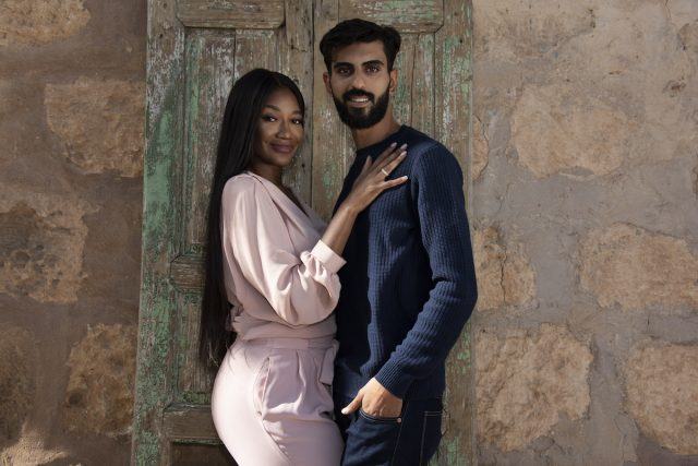 '90 Day Fiancé': Yazan Reveals His New Girlfriend, Lulu