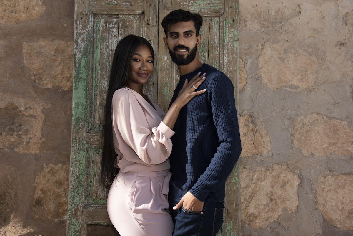 Brittany and Yazan