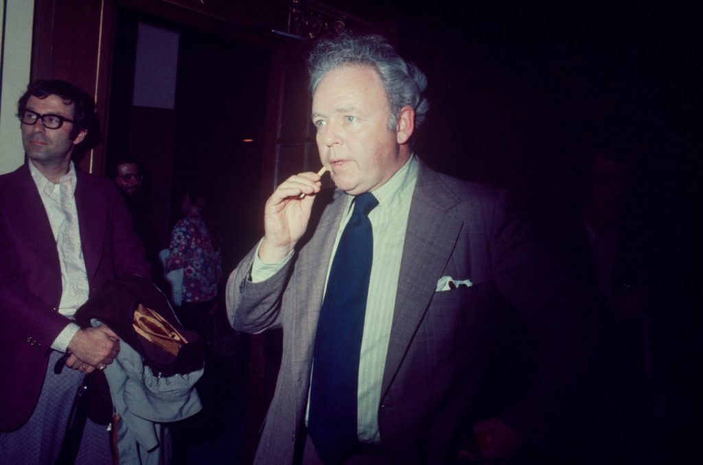 Carroll O'Connor | Art Zelin/Getty Images