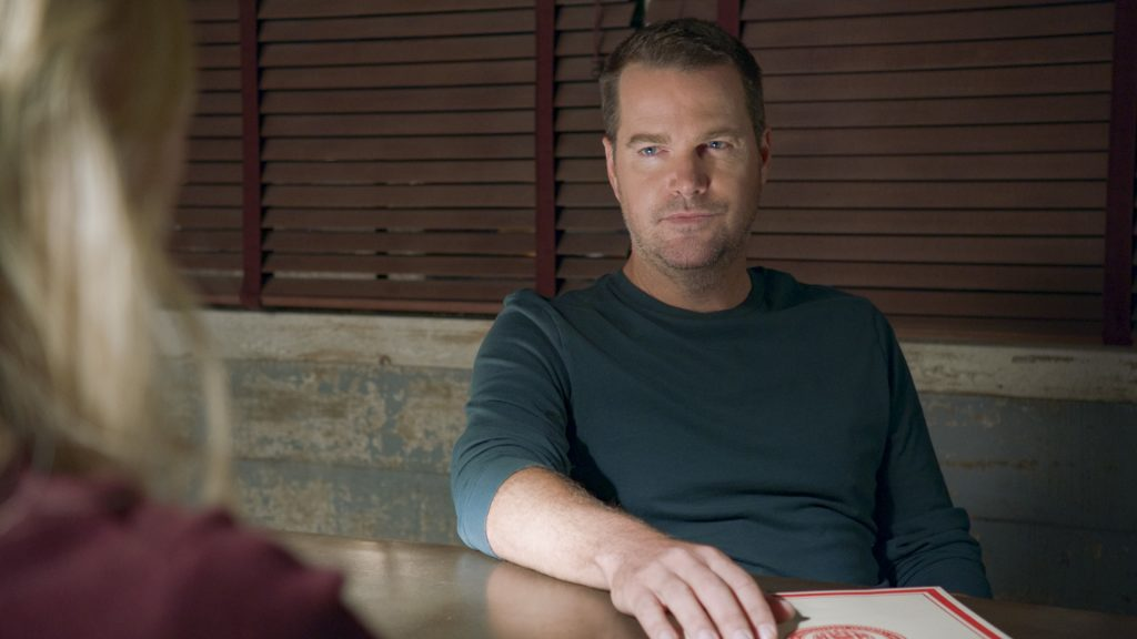Chris O'Donnell as G. Callen on NCIS Los Angeles |  CBS via Getty Images