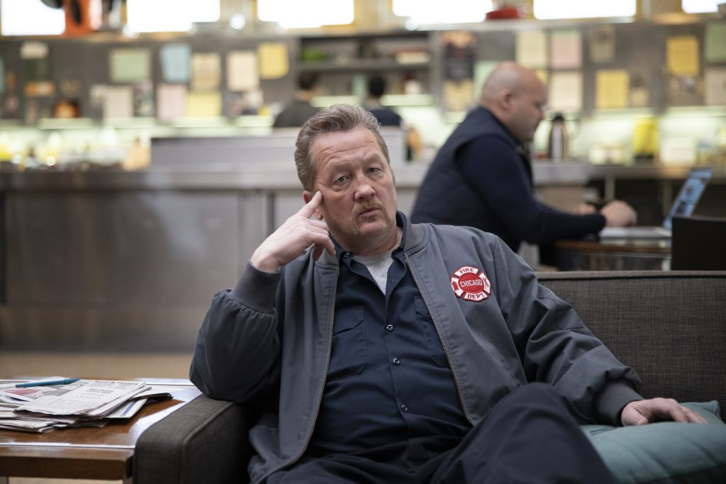Christian Stolte as Randy 'Mouch' McHolland | Adrian Burrows/NBC/NBCU Photo Bank via Getty Images
