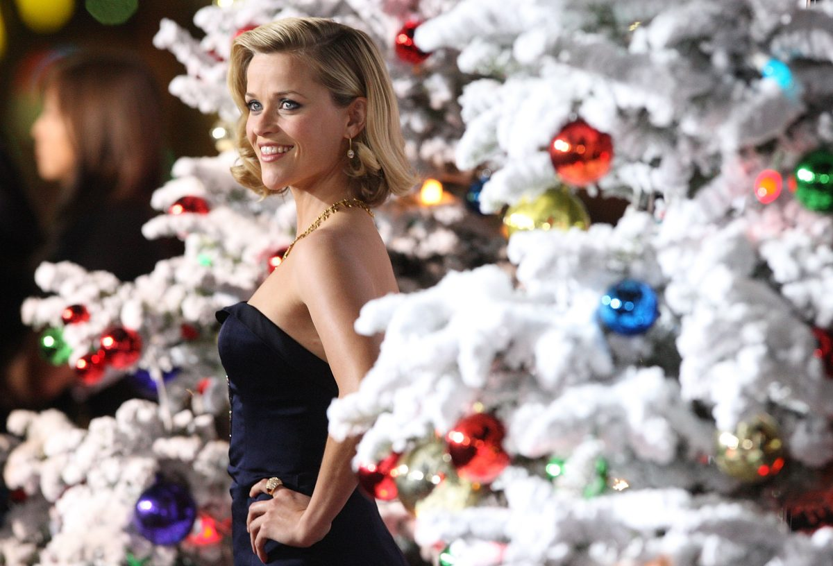 Christmas with Reese Witherspoon