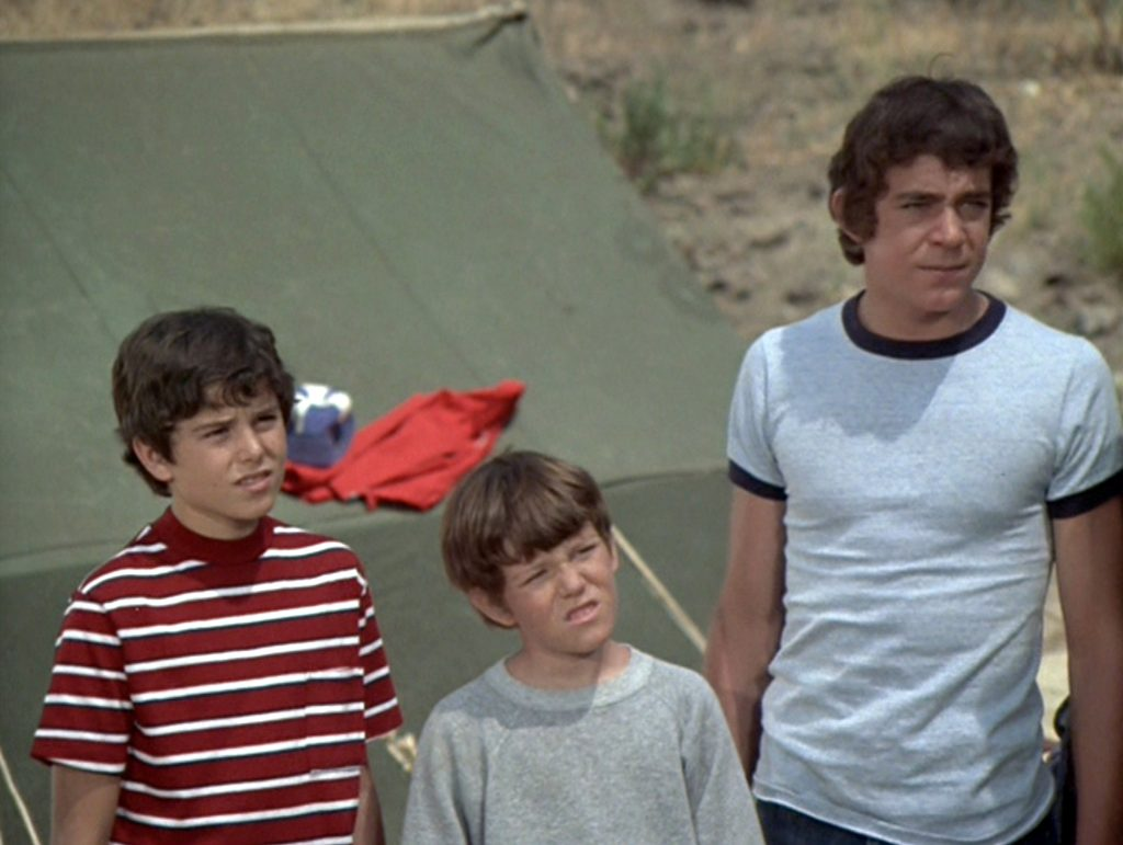 Christopher Knight, Mike Lookinland, Barry Williams of 'The Brady Bunch'