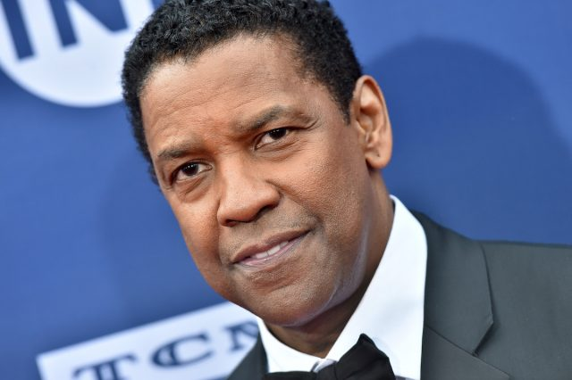 Denzel Washington Married the Co-Star of His Very First Acting Job