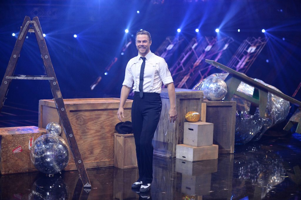 Derek Hough of 'Dancing With the Stars'
