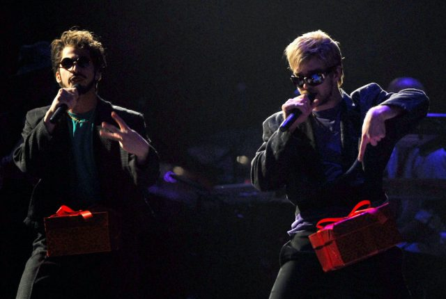 How N*SYNC, the FCC, and 'SNL Bigwigs' Inspired The Lonely Island and Justin Timberlake's 'Dick in a Box'