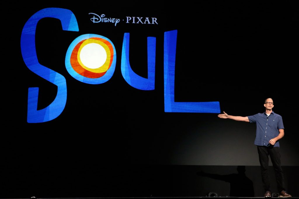 Director Pete Docter of 'Soul'