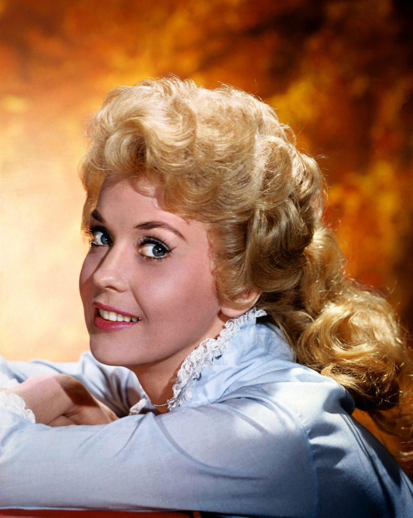 Donna Douglas from 'The Beverly Hillbillies'