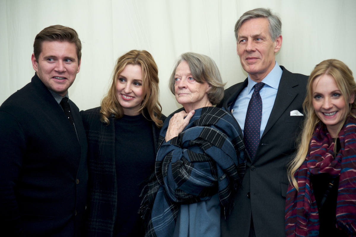 Downton Abbey Maggie Smith