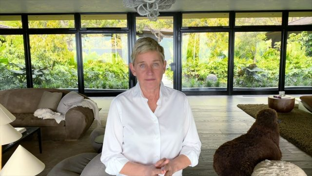 Ellen DeGeneres Spotted Out Without a Mask After COVID Diagnoses, Did She Break Quarantine?