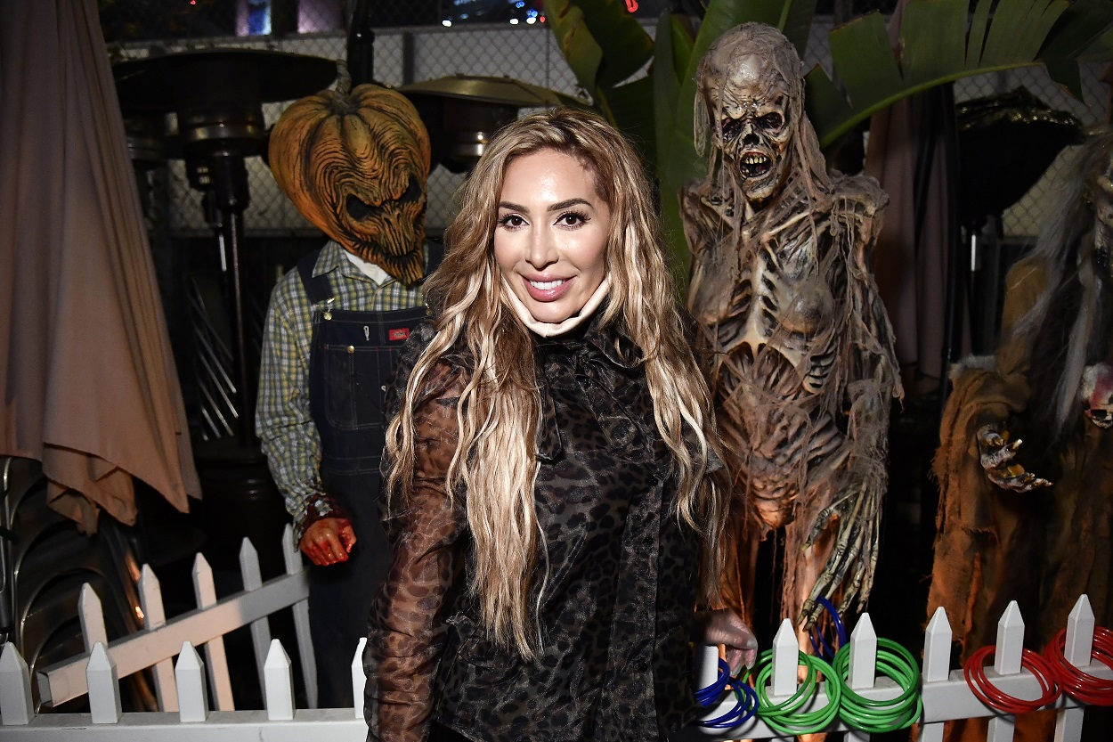 Farrah Abraham says she receives many naked pictures
