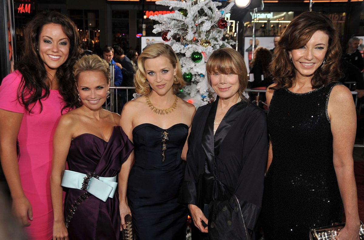 Four Christmases cast