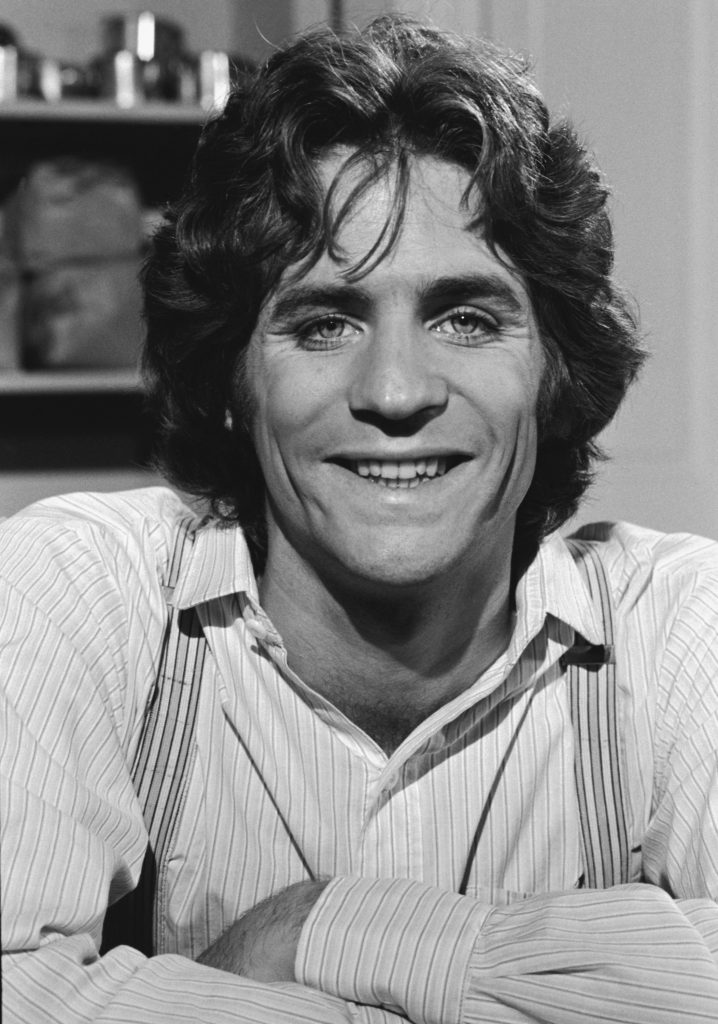Linwood Boomer as Adam Kendall on 'Little House on the Prairie', 1979