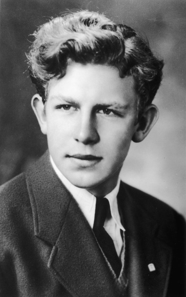 Andy Griffith in 1940