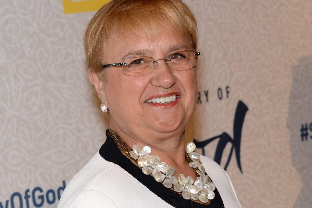 Celebrity chef Lidia Bastianich