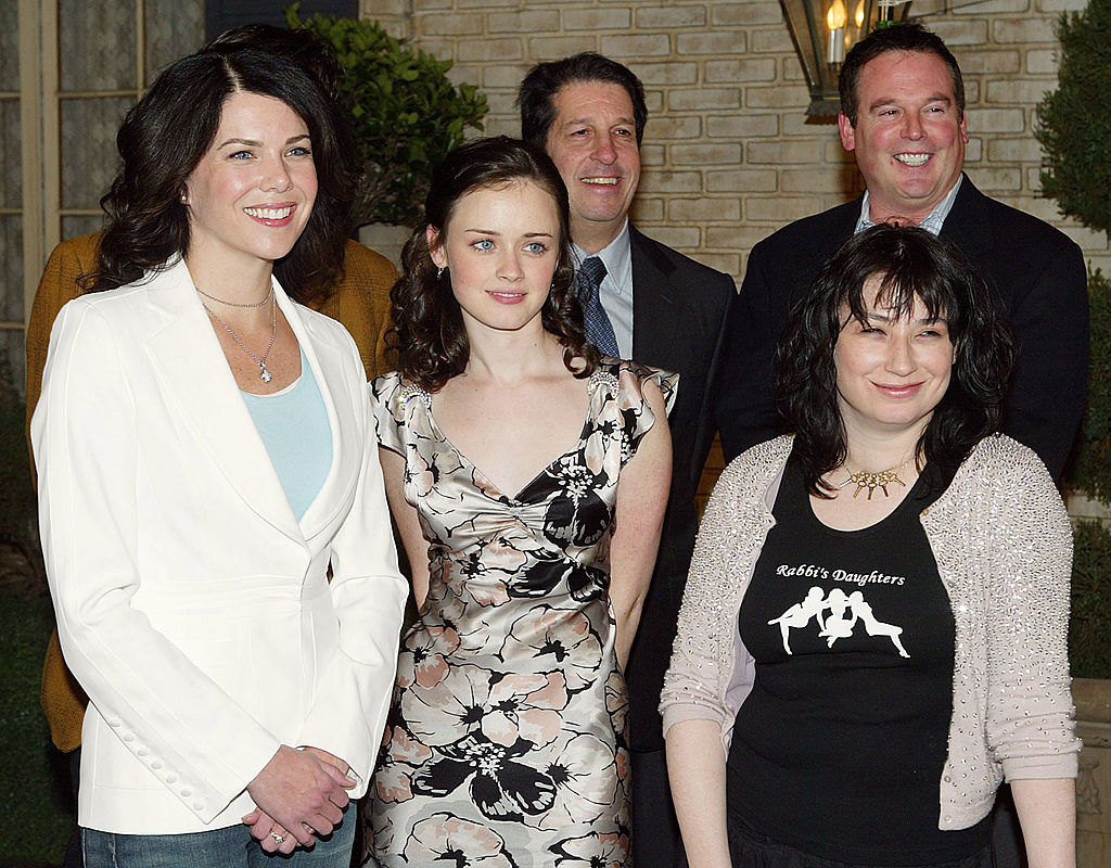 Gilmore Girls 100 episode party