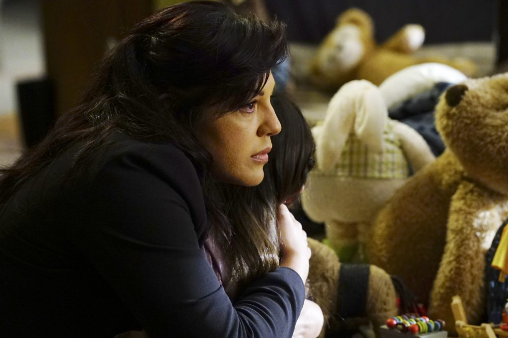 Calzona Torres fights for custody of Sofia
