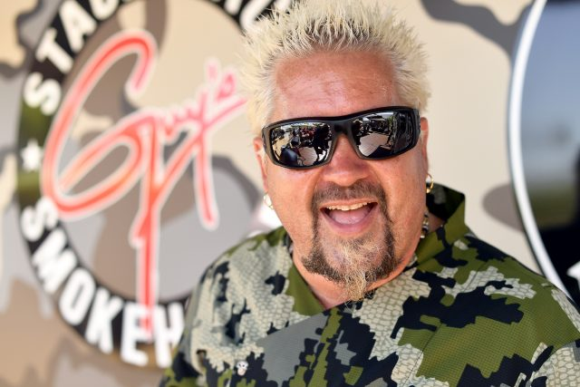 Guy Fieri Is a Lot of Things — Including a Really Great Dad