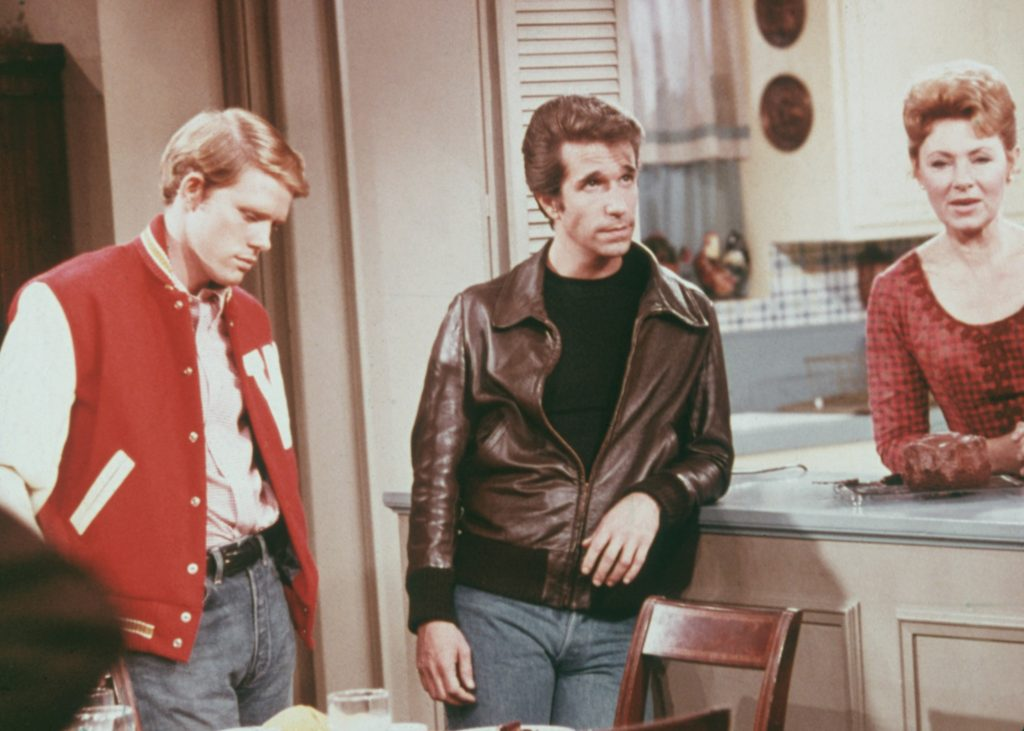 A scene from 'Happy Days'