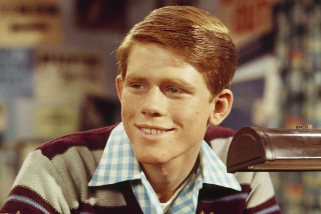 Happy Days era Ron Howard