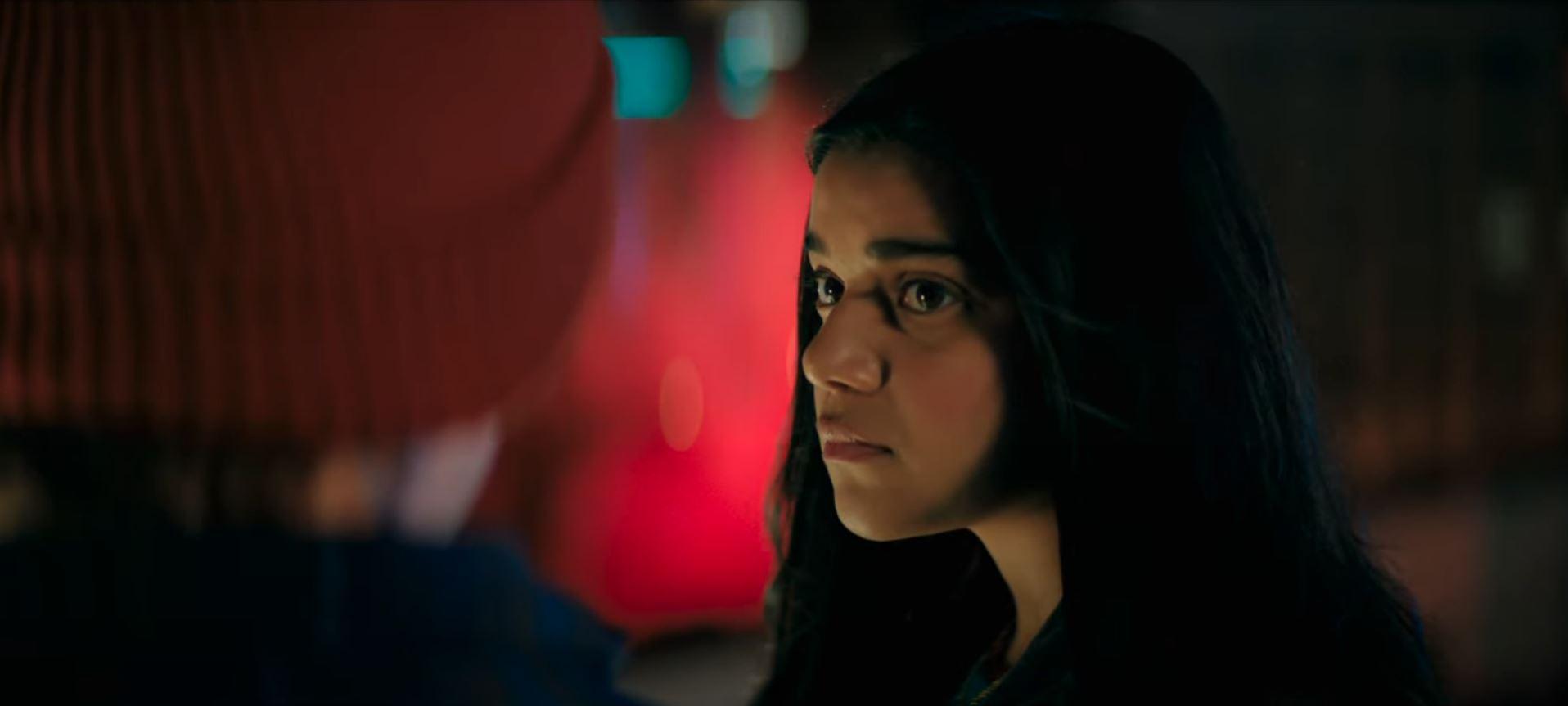 Iman Vellani as Ms. Marvel