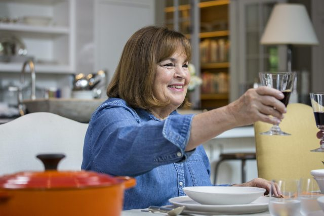 Ina Garten's Easy Trick to 'Elevate' A Dinner Party