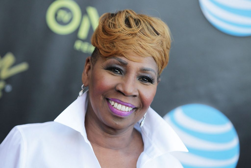Iyanla Vanzant arrives to the 2016 Stellar Gospel Awards at the Orleans Arena on February 20, 2016 in Las Vegas, Nevada   Leon Bennett/Getty Images