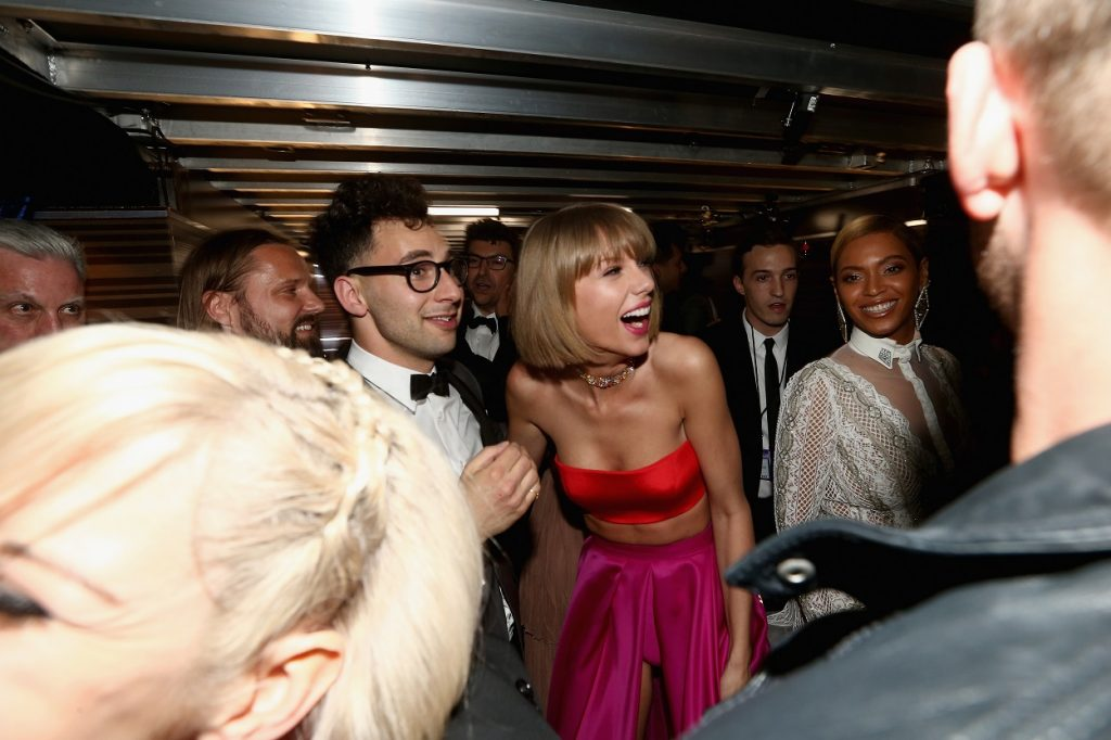 Jack Antonoff and Taylor Swift songs