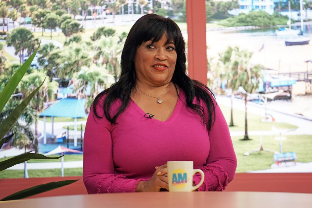 Jackée Harry in 'LETS BE REAL'