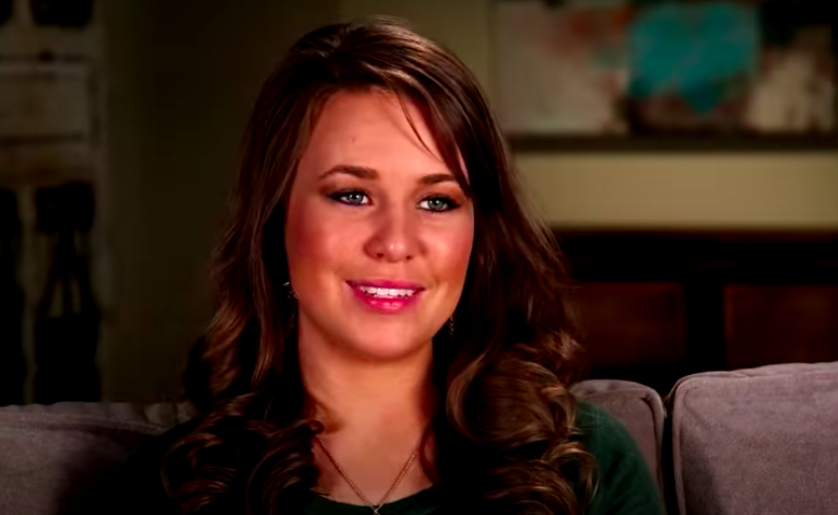 Jana Duggar in a screenshot from 'Counting On'